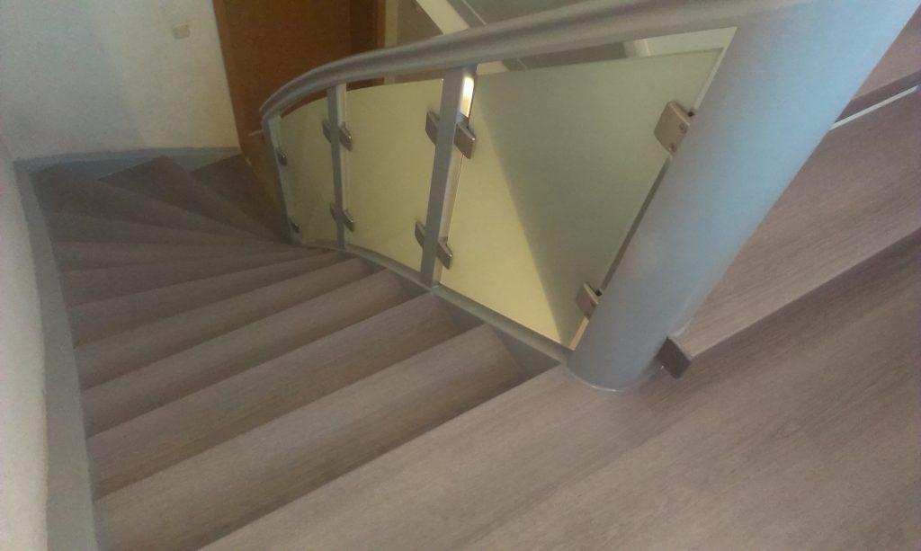 Treppenerneuerung Familie Gro Schreinerei Peter Knig